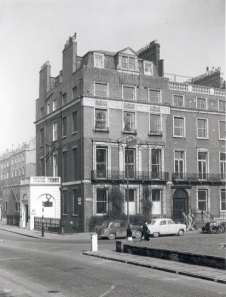 Faber & Faber offices at 24 Russell Square